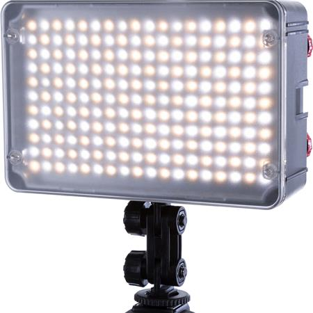 Flashpoint 198 LED on Camera Light