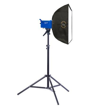 Flashpoint Solo Softbox Head Amp Shoulders Dg400 Monolight