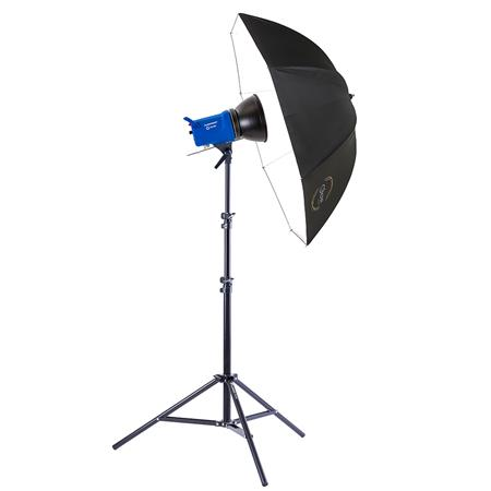 Flashpoint Solo Umbrella Portrait Dg600 1 Monolight Kit Fp