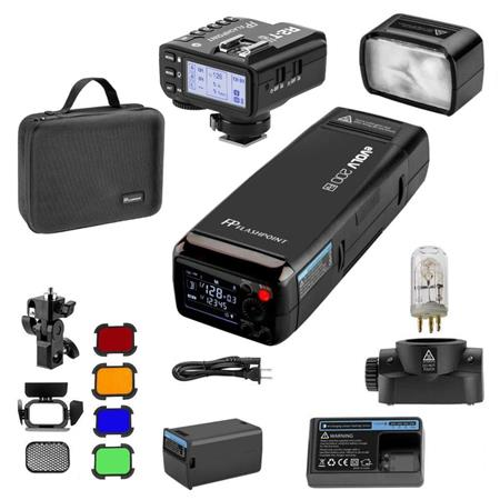 Godox AD200 Pro R2 Mark II TTL 2.4 GHz Wireless Flash Trigger for Sony Godox X2 Flashpoint eVOLV 200 Pro TTL Pocket Flash Kit