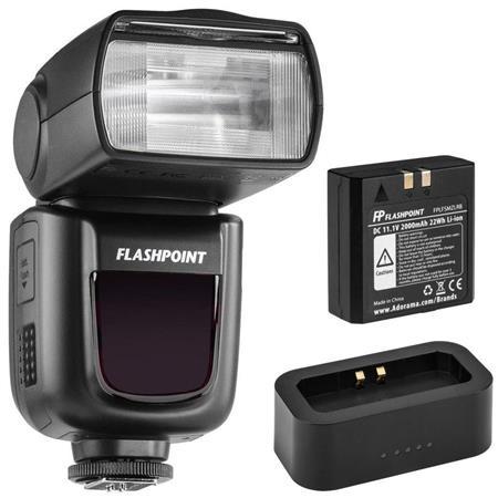 XTR16s Flashpoint R2 Bridge Receiver for Non-R2 Zoom Li-on Speedlights