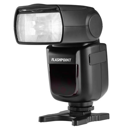 Flashpoint Zoom Li-on R2 TTL On-Camera Flash Speedlight for Nikon ...