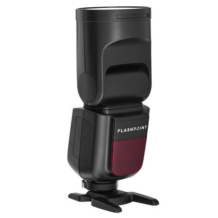 Godox V1 Flashpoint Zoom Li-on X R2 TTL On-Camera Round Flash Speedlight Kit for Pentax