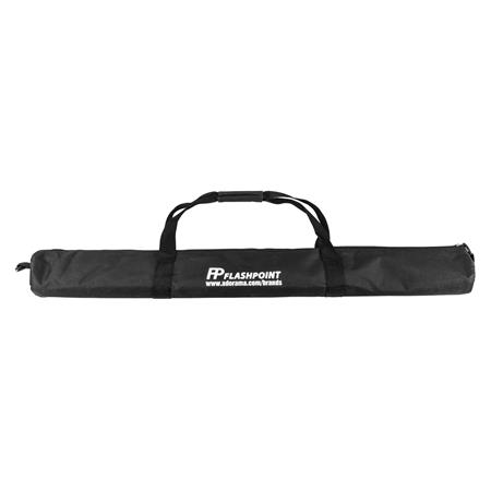 Flashpoint 2X Pro Air-Cushioned Heavy-Duty Light Stand Black, 9.5