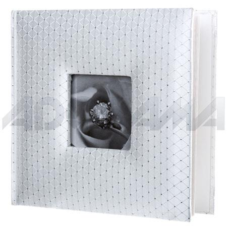 Adorama Proof Album Pd46200w For 200 4x6in White Pd46200w