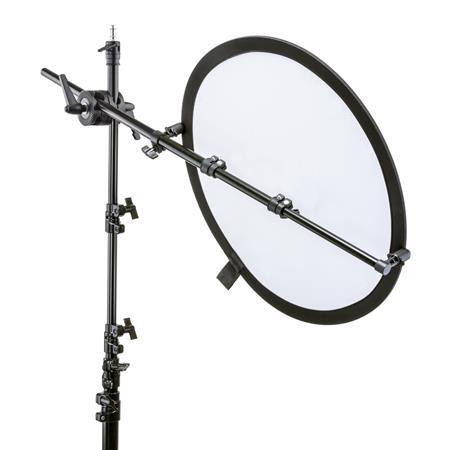 Flashpoint Ballhead Telescoping Reflector Holder