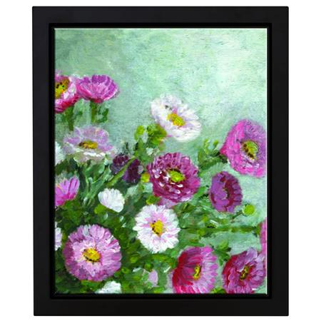 Mcs Canvas Float Frame 11 X 14 Black 40003