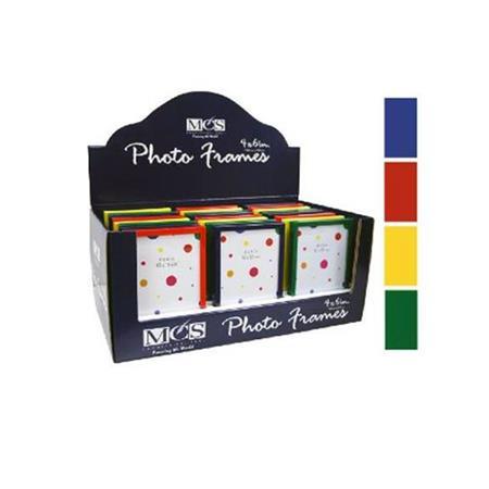 MCS 40658 Random Multipurpose Frame for 4x6in Photo 40658