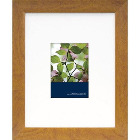 Mcs Arlington Series Wood Picture Frame For A 11x14 With A Mat For