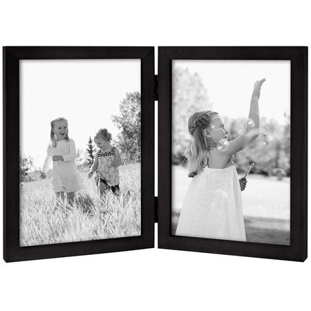 MCS Linear Solid Wood Double Frame 46718