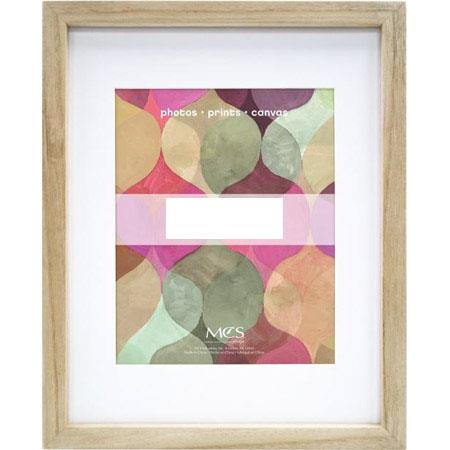 MCS Art Shadow Box Solid Wood Picture Frame for 24x30\