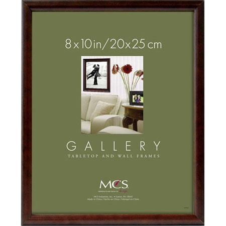 Mcs Bullnose 55925 Wood Picture Frame For 8x10in Photo 55925