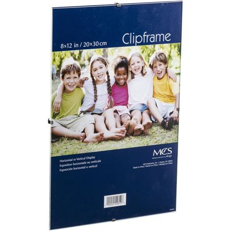 MCS Glass Clip Picture Frame: Picture 1 regular