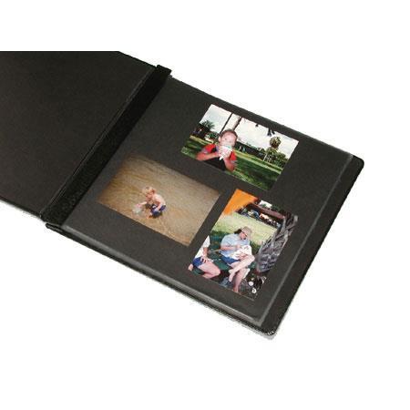 print file 9450560 12x12 black archival scrapbook pages 9450560