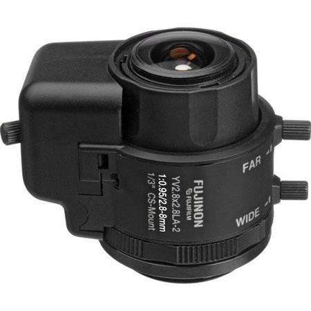 Fujinon 2.8-8mm F/0.95: Picture 1 regular