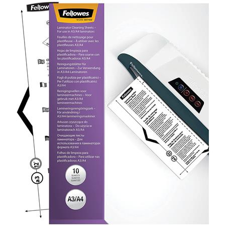 Fellowes Laminator Cleaning Sheets: Picture 1 regular