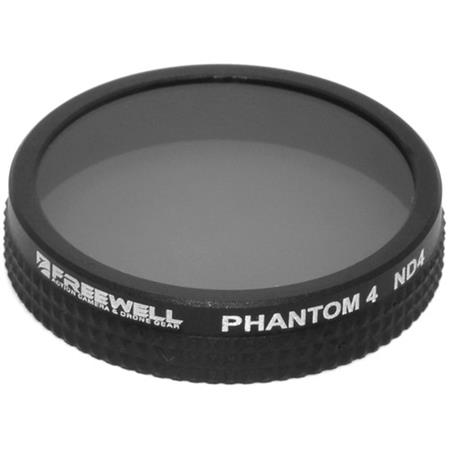 Freewell ND4 Camera Lens Filter Compatible with Phantom 4Pro//Pro+//Advance