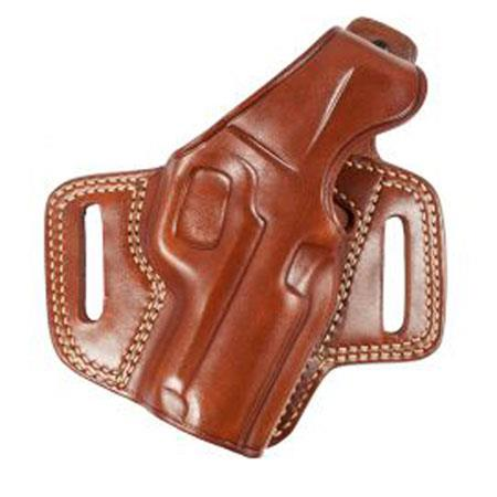 Galco FLETCH High Ride Right Hand Belt Holster for Colt 5