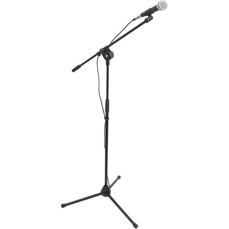 Galaxy Audio RT-66SXD Unidirectional Dynamic Microphone and Stand Kit