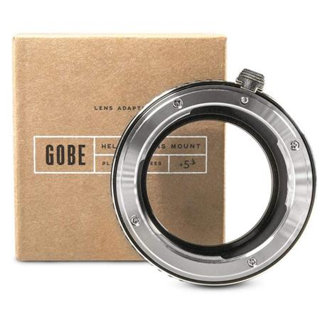 Compatible with Nikon F Lens and Fujifilm G Camera Body Gobe Lens Mount Adapter