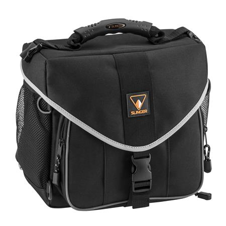 5d56f060b1ee Slinger Simple 1 DSLR Shoulder Bag (Black)