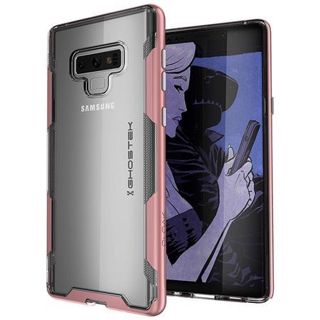 more photos a4c8f 635d9 Ghostek Cloak 3 Hybrid Bumper Case for Samsung Galaxy Note 9, Pink