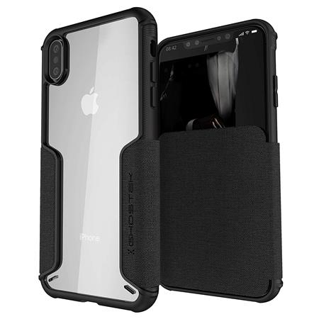 iphone xs slim wallet case