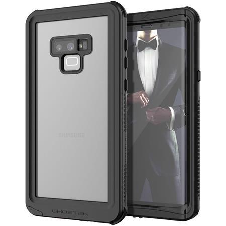 los angeles 83319 95d61 Ghostek Nautical 2 Extreme Waterproof Case for Samsung Galaxy Note 9, Black
