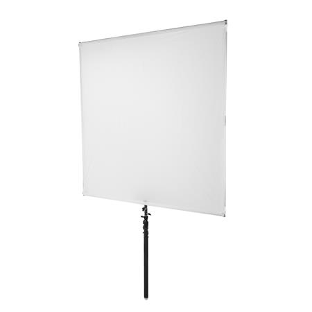 Glow Reflector Panel and Sun Scrim Kit with Boom Handle and Carry Bag (57 x  57