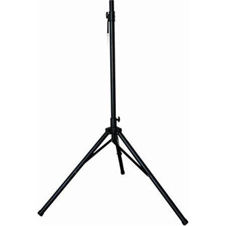 Gli Pro St1 Heavy Duty Speaker Stand Up To 80lbs Capacity Black