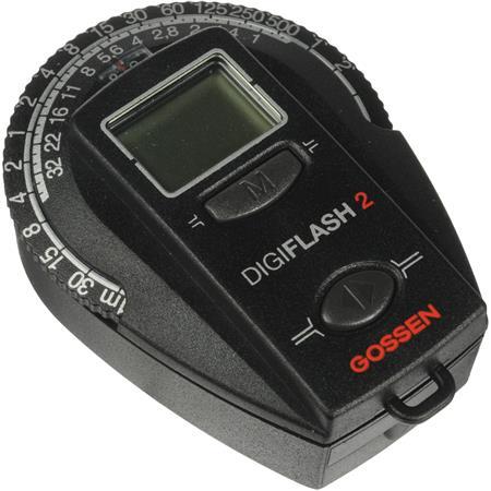 Gossen Digiflash 2 Light Meter: Picture 1 regular