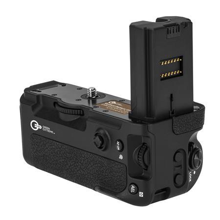 Newmowa VG-C3EM Replacement Vertical Battery Grip for Sony A7M III a7R III a9 Digital SLR Camera