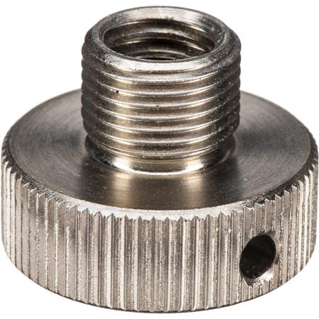 Gitzo GS5000 3//8-Inch to 1//4-20-Inch Reducer Adapter