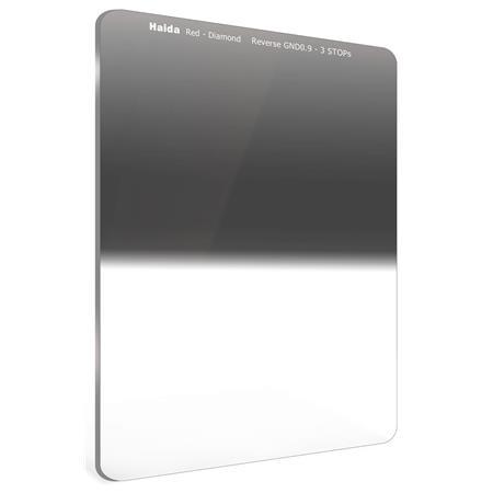 Haida Red Diamond 75x100mm 1.2 4-Stop Glass Soft Edge Graduated Neutral Density Filter