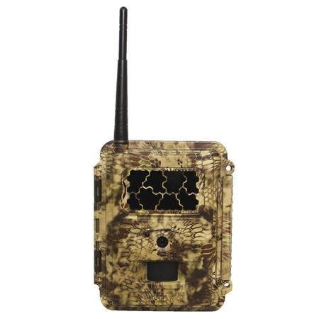 HCO Outdoor Spartan GoCam 8MP 720p HD U S  Cellular Wireless Scouting  Camera with Blackout Infrared
