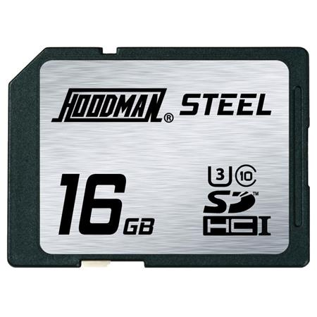 Hoodman 16GB UHS-1 SDHC: Picture 1 regular