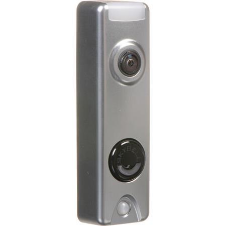 Honeywell SkyBell Trim 1080p Wi-Fi Video Doorbell, Silver