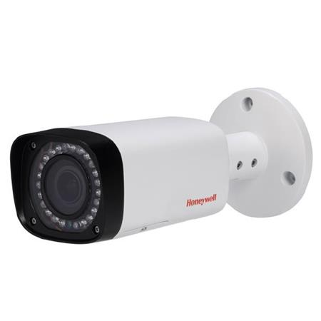 Honeywell Performance Series HB75HD1 HQA Indoor/Outdoor True Day & Night IR  Bullet Camera with 2 7-12mm Varifocal Lens, 1280x720, 30fps, 24 IR LEDs,