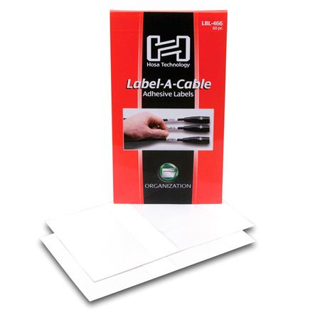 Hosa Technology Hosa Label-A-Cable Peel: Picture 1 regular