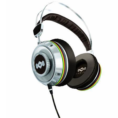 House of Marley Destiny TTR Over-Ear Headphones wi EM-DH001-IO