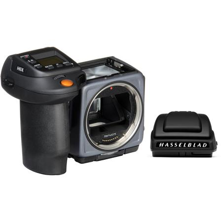 Hasselblad H6X Medium Format Camera with HVD 90X Viewfinder