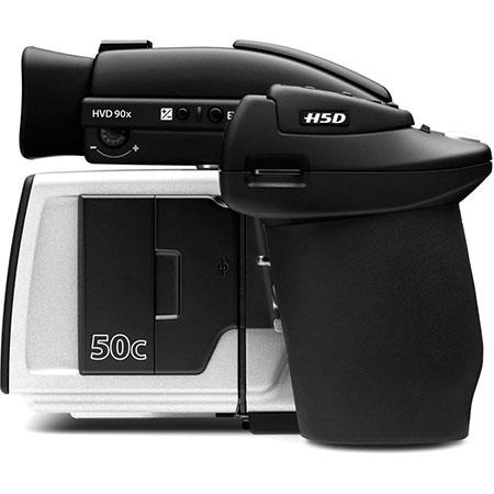 Hasselblad H5D-50c Multi-Shot Medium Format DSLR Camera Body, 50MP, 3
