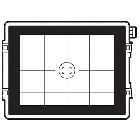 Hasselblad Focusing Screen Grid Screen 40 mp CCD & 50 mp CMOS