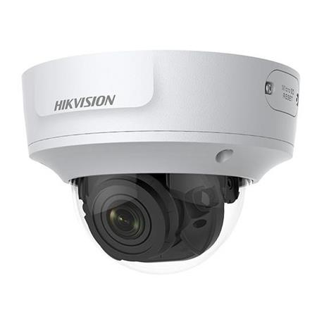 Hikvision DS-2CD2743G1-IZS 4MP 2688x1520 Outdoor IR Network Varifocal Dome  Camera with 2 8-12mm Lens, IP67, IK10, Audio/Alarm IO