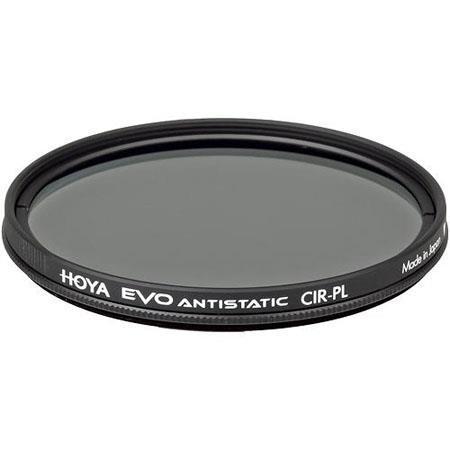 ab32085a0d Hoya Evo Antistatic CPL Circular Polarizer Filter - 43mm XEVA-43CPL