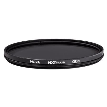 Low-Profile Aluminum Frame NXT Plus 62mm 10-Layer HMC Multi-Coated Circular Polarizer Lens Filter Hoya NXT Plus 62mm 10-Layer HMC Multi-Coated UV Lens Filter