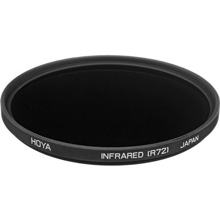 Hoya 62MM INFRARED RM72 FILTER