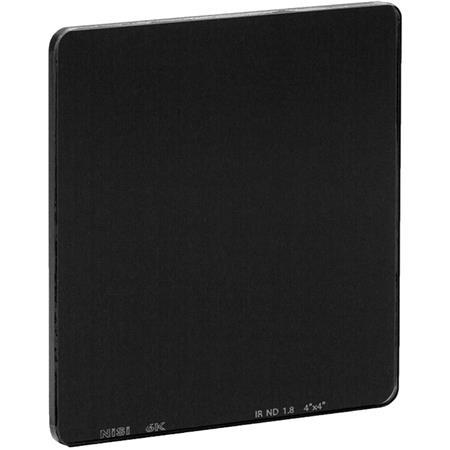 Formatt-Hitech 100x100mm Resin Black and White 25 Red 4x4