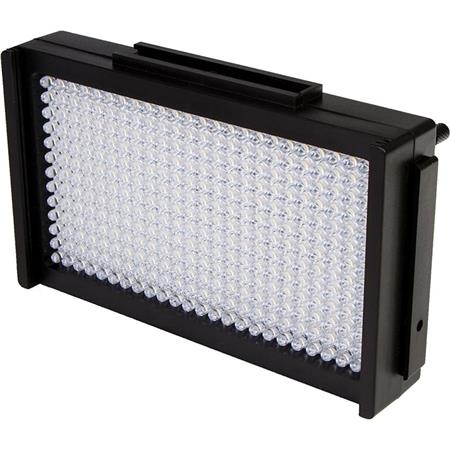 iKan Corporation 312 Bulb On-Camera Bi-Color LED Light Black, iLED312