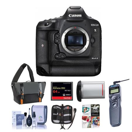 Canon EOS 1DX Mark II DSLR Bod...